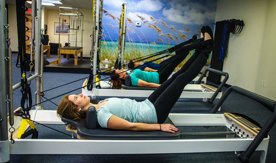 Beyond Fitness Pilates